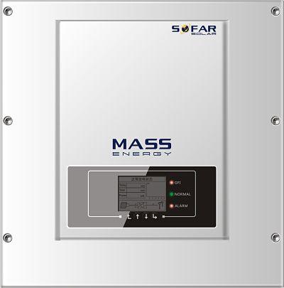 Sofar Solar 3 fase omvormer voor zonnepanelen