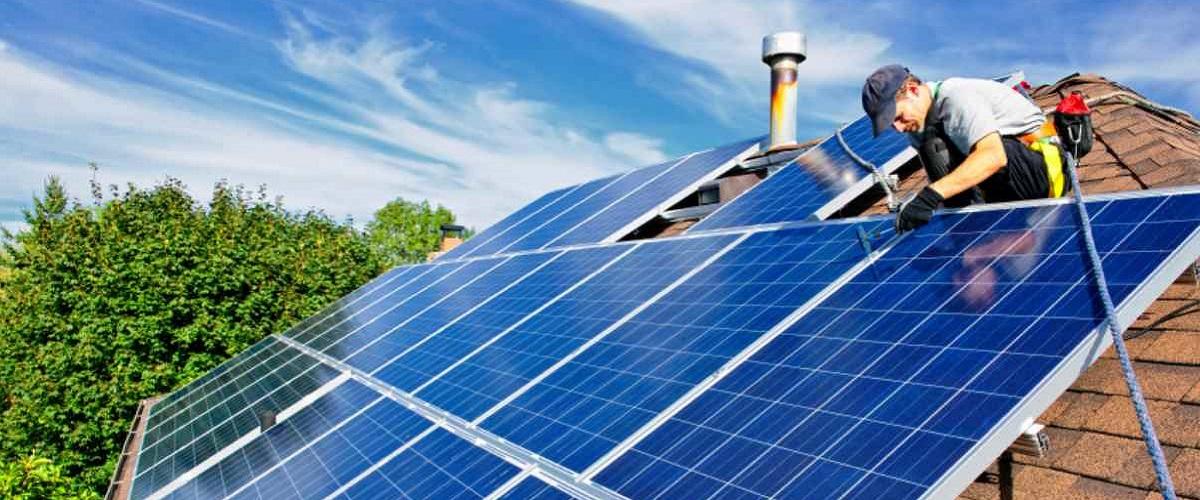Goedkope zonnepanelen voor doe het zelf