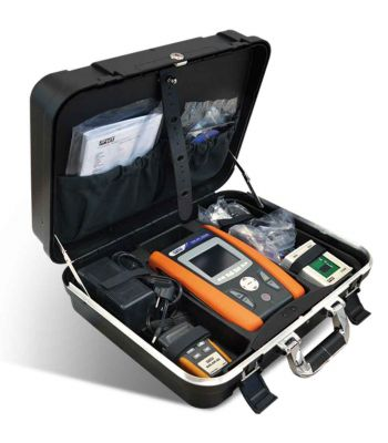 Solar 300N Zonnepanelen systeem  complete test apparaat in koffer