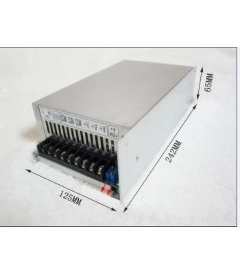 Power supply for testing solar-Panel high adjustable voltage and current