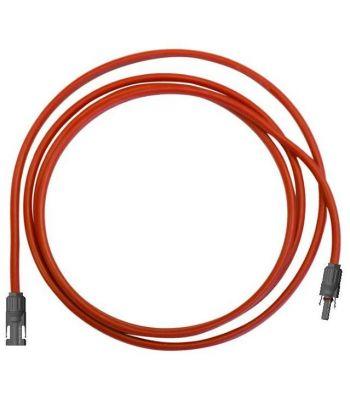 MC4 kabel voor zonnepanelen compleet met connector