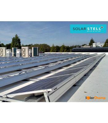 Solarstell-Platdak-montagesystemen